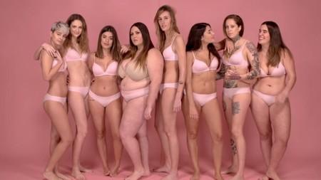 Dulceida arrasa con un vídeo en el que ella y otras influencers en ropa interior piden respeto hacia sus cuerpos