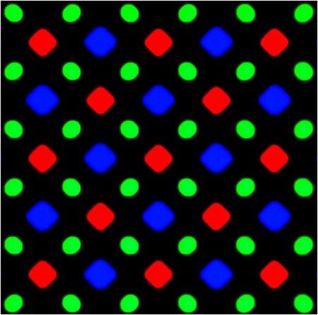 Samsung Diamond Pixels 2