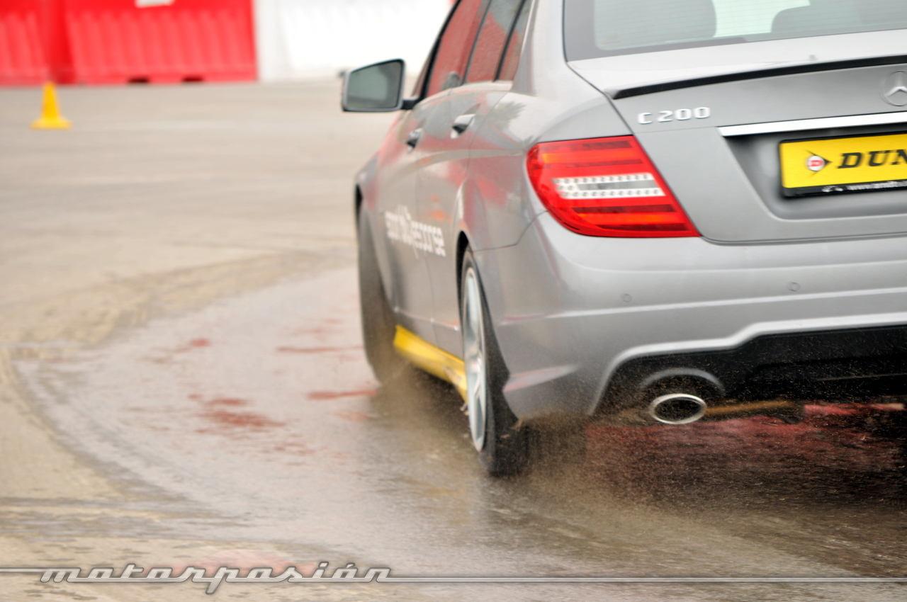 Foto de Dunlop Sport BluResponse, presentación y prueba en Yas Marina (15/24)