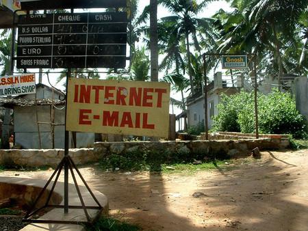 ¿De dónde venía el correo de aquel nigeriano que te dejaba su fortuna?