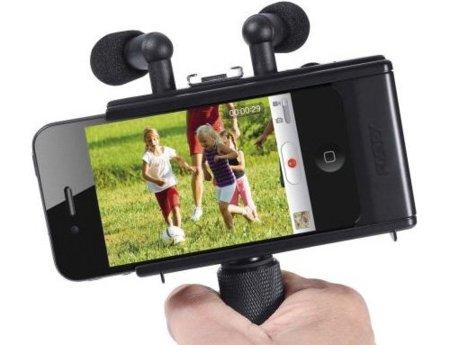 Foster AR 4i, soporte de iPhone: para los más profesionales