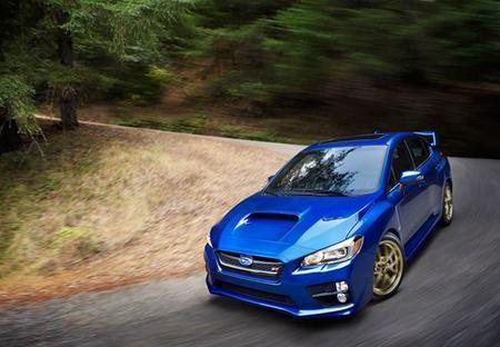 Subaru WRX STI 2015: Primeras imágenes