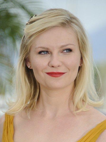 Kirsten Dunst maquillaje