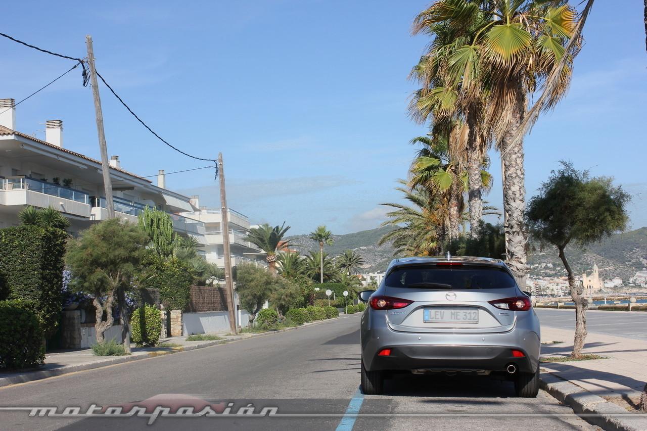Foto de Mazda3 2013, presentación y prueba (15/61)