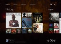 Track 8, reproductor musical para iPad al más puro estilo Metro