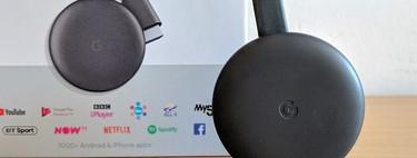 Chromecast: qué es, cómo funciona y qué se puede hacer con él