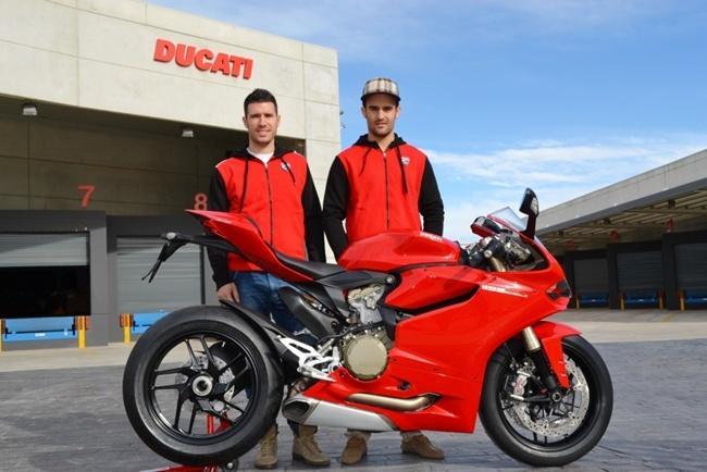 Ducati CEV 2013