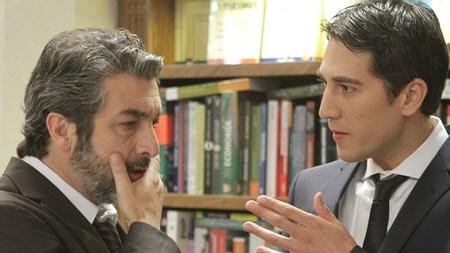 Imagen de Ricardo Darín y Alberto Ammann en