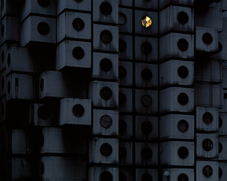 Nakagin Capsule Tower - 5