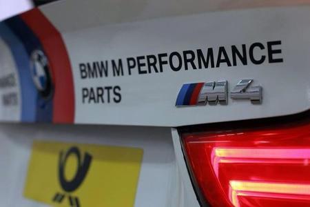 BMW ya presume de M4