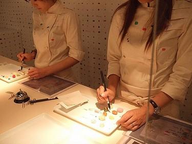 Food Designing, carta de chucherías en Candy Restaurant