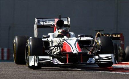 GP de Brasil F1 2011: Jan Charouz saldrá con un HRT en la primera sesión de entrenamientos libres