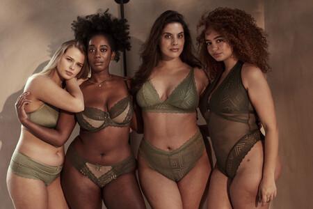 Así es la colección de lencería y baño de Hunkemöller con la que todas podemos ponernos sexys sin importar la talla