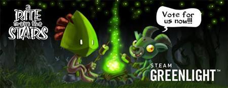 A Rite from the Stars ha conseguido luz verde para aterrizar en Steam