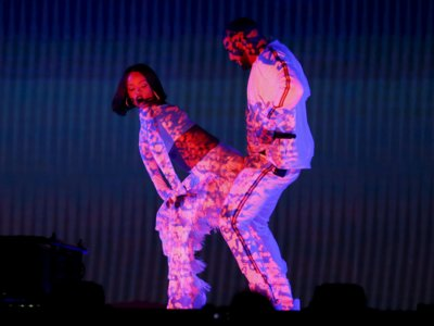 Para calentamiento global, el de Rihanna y Drake en los Brit Awards 2016