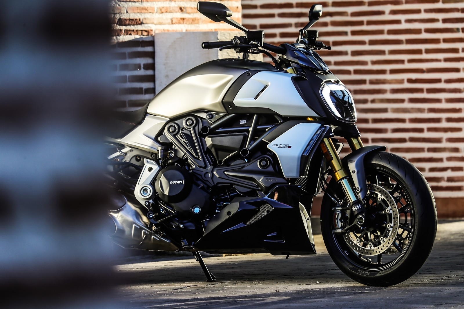 Foto de Ducati Diavel 1260 S 2019, prueba (34/59)
