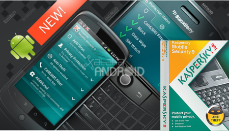 Kaspersky Mobile Security 9 ya disponible para Android