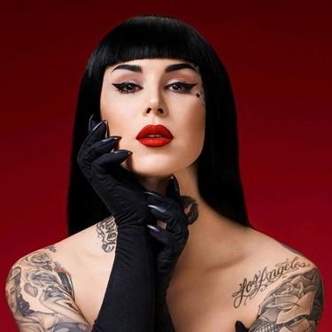 Notición beauty: Kat Von D anuncia oficialmente que deja su marca de maquillaje
