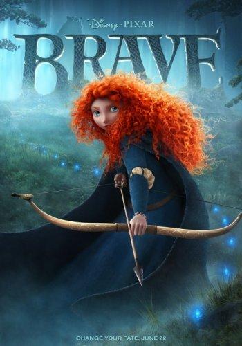 cartel de la pelicula brave