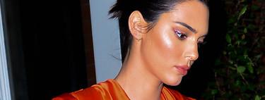 ¿Te animas con el eyeliner en rosa? Kendall Jenner ya lo ha hecho