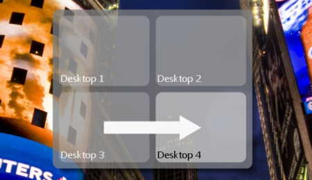 Virtual Desktops, otra alternativa para tener escritorios virtuales en Windows