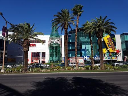 Coke Store Vegas