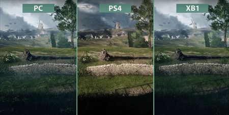 Battlefield 1: compara tú mismo sus diferencias visuales  en PC, PS4 y Xbox One
