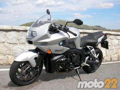 Prueba de la BMW K1200R Sport (1/4)