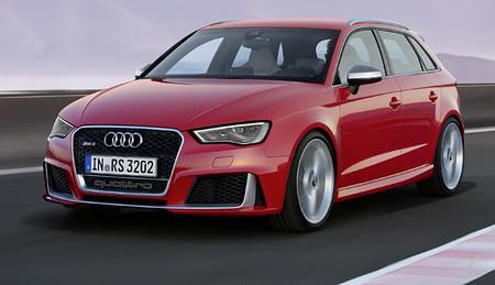 Audi RS 3 Sportback 2015