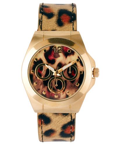 reloj leopardo Asos