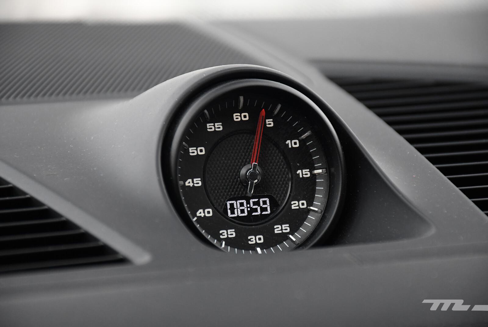 Foto de Porsche Cayenne Turbo Coupé (prueba) (22/28)