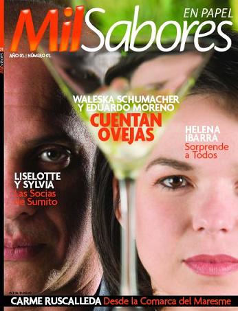 La Revista Milsabores en Papel