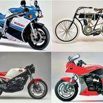 12+1 curiosidades que posiblemente no conocías sobre algunas marcas de motos históricas