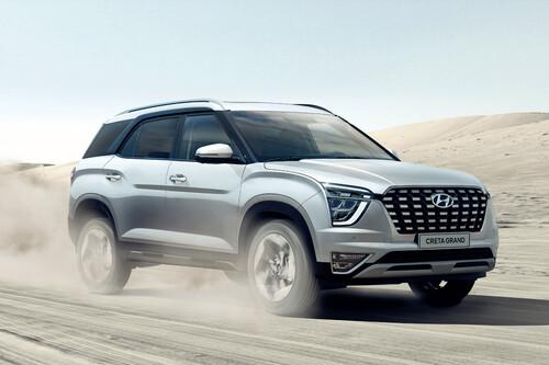 El Hyundai Creta Grand ya tiene precio en México: un nuevo SUV compacto para siete pasajeros