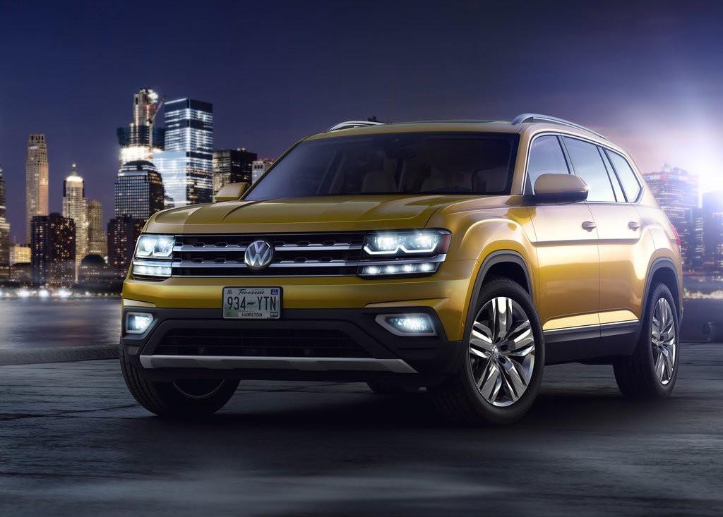 Foto de Volkswagen Atlas (6/14)