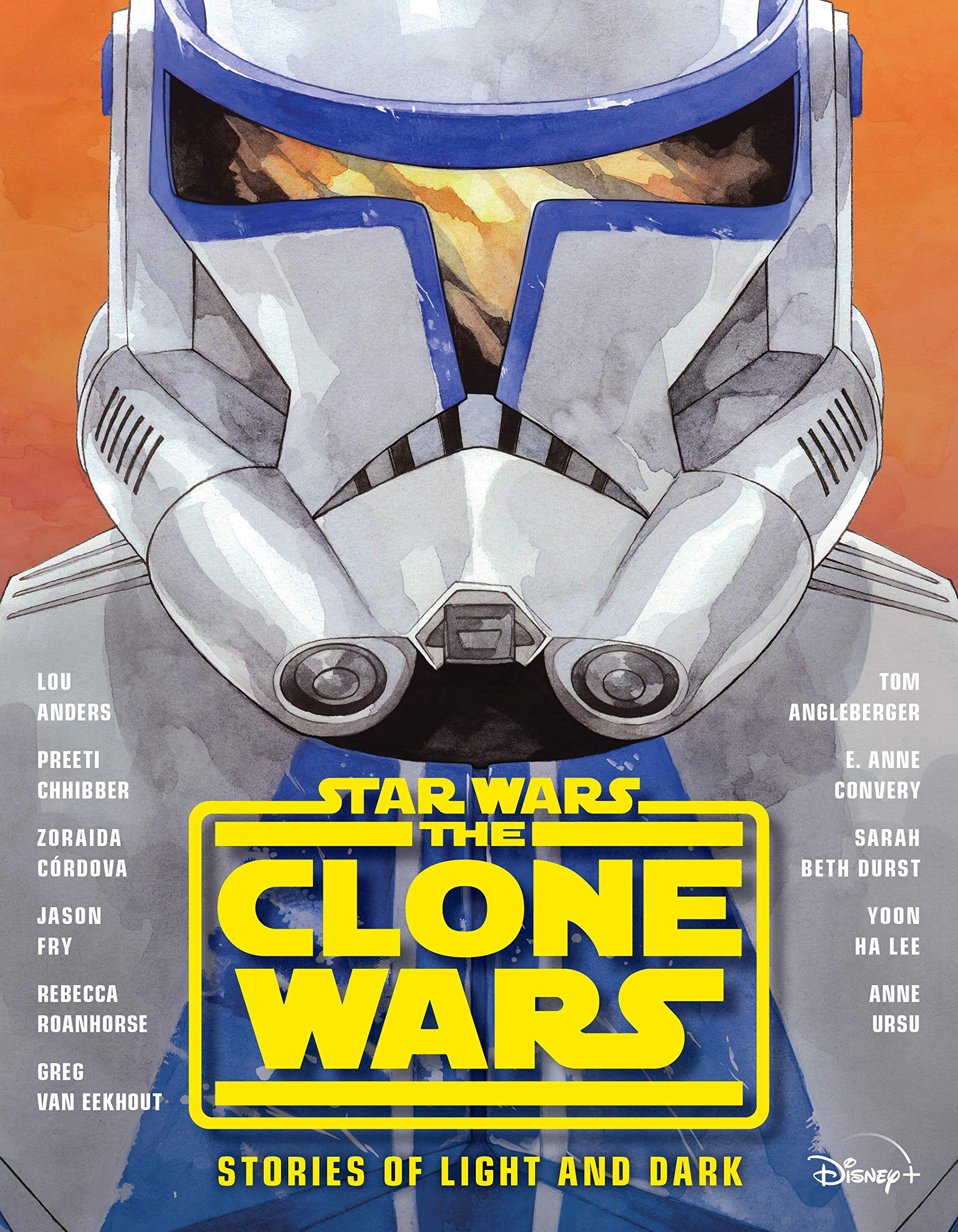 Star Wars the Clone Wars: Stories of Light and Dark (Inglés) Pasta dura