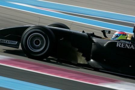 El nuevo monoplaza de la GP2 ya supera los tiempos del viejo
