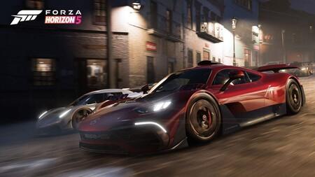 Forza Horizon 5 Mercedes Amg One 5