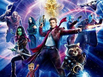 'Guardianes de la Galaxia Vol. 2', la película