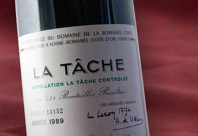 La Tache, Vitivinicultura de Borgoña