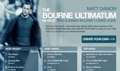 Crear tu propia película de Bourne