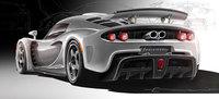 La trasera del Hennessey Venom GT