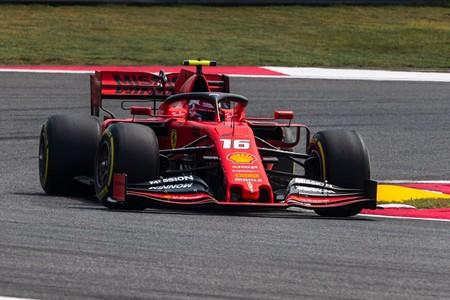 Leclerc China Formula1 2019