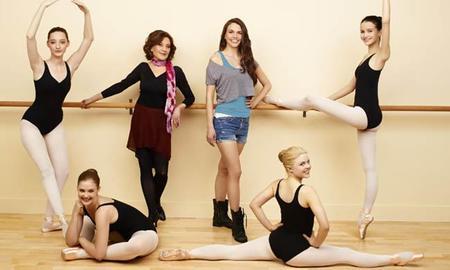 'Bunheads', un entretenido dejà vú a 'Las chicas Gilmore'