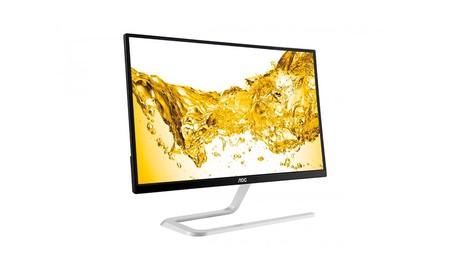 ¿Te toca renovar el monitor de tu PC? Hoy en Amazon, tienes el AOC I2481FXH de 24 pulgadas por sólo 129,99 euros