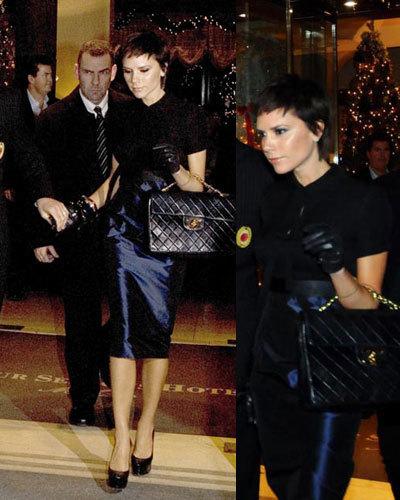 Victoria Beckham no es una ladrona