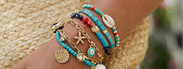 Siete pulseras de Parfois por menos de 9 euros para llevar a la playa este verano y ser el complemento perfecto de nuestros looks
