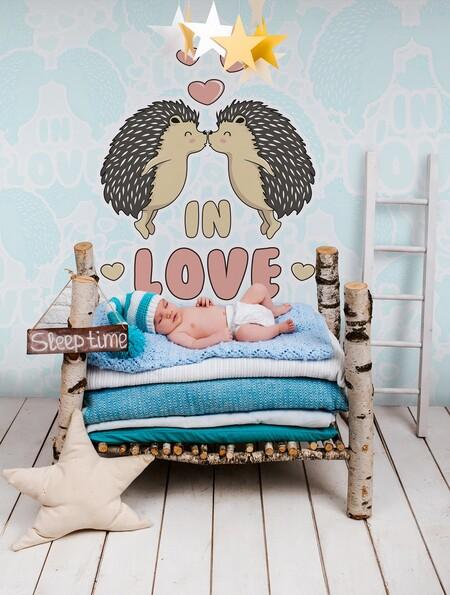 Tenvinilo Fotomural Porcupine In Love 56eur F864