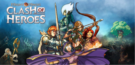 Ubisoft lanza Might & Magic Clash of Heroes para Android
