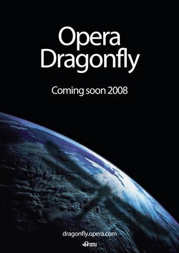 Opera Dragonfly, ¿qué será?